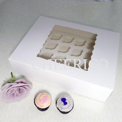 24 Window MIni Cupcake Box ($3.50/pc x 25 units)
