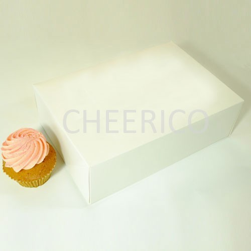 6 Cupcake Box without Window($2.00/pc x 25 units)